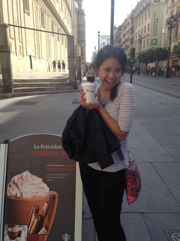 issa pumpkin spice latte
