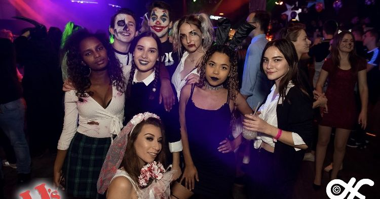Image may contain: Dress, Apparel, Clothing, People, Disco, Face, Night Life, Night Club, Club, Party, Person, Human