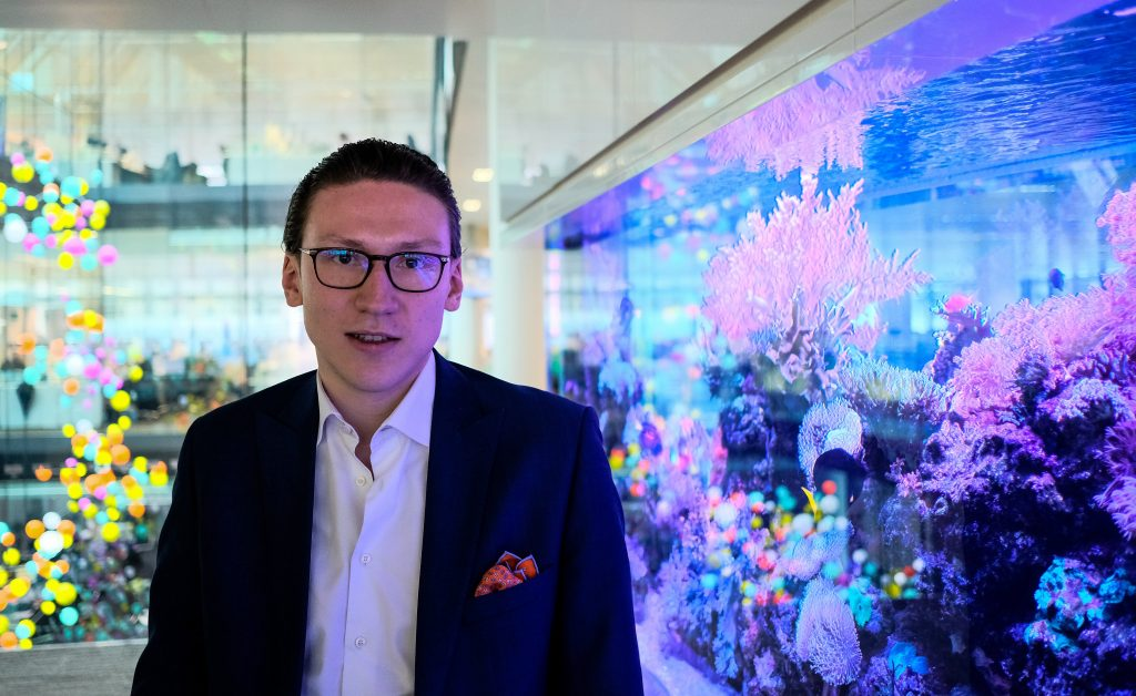 Inside Bloomberg: The multi-lingual grads powering the