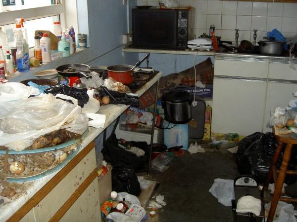 Dirty Student House University Of Southampton