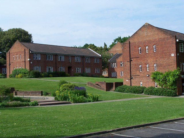 Glen Eyre Halls - location of Friday's collection event