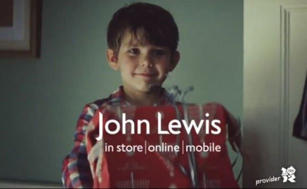 John Lewis Christmas Advert 2012.Christmas Adverts 2012 From Love Sick Snowmen To Slavery