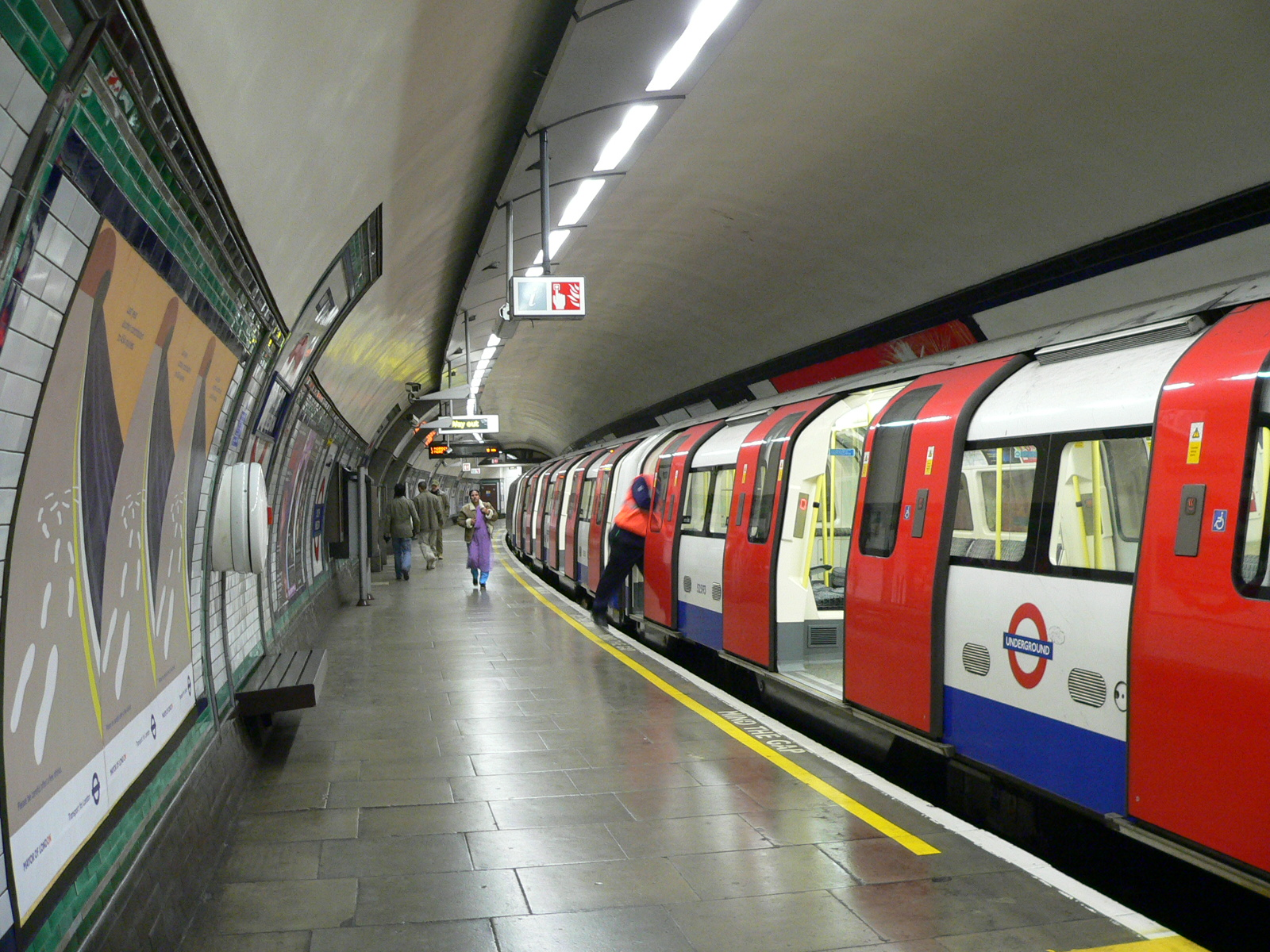 Tube Travel Bad For Your Health Say Southampton Team