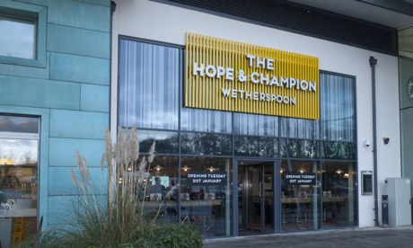 The Hope and Champion pub, Beaconsfield