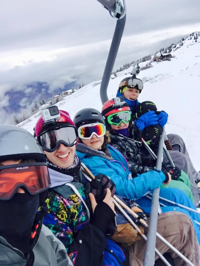 Ski trip 13