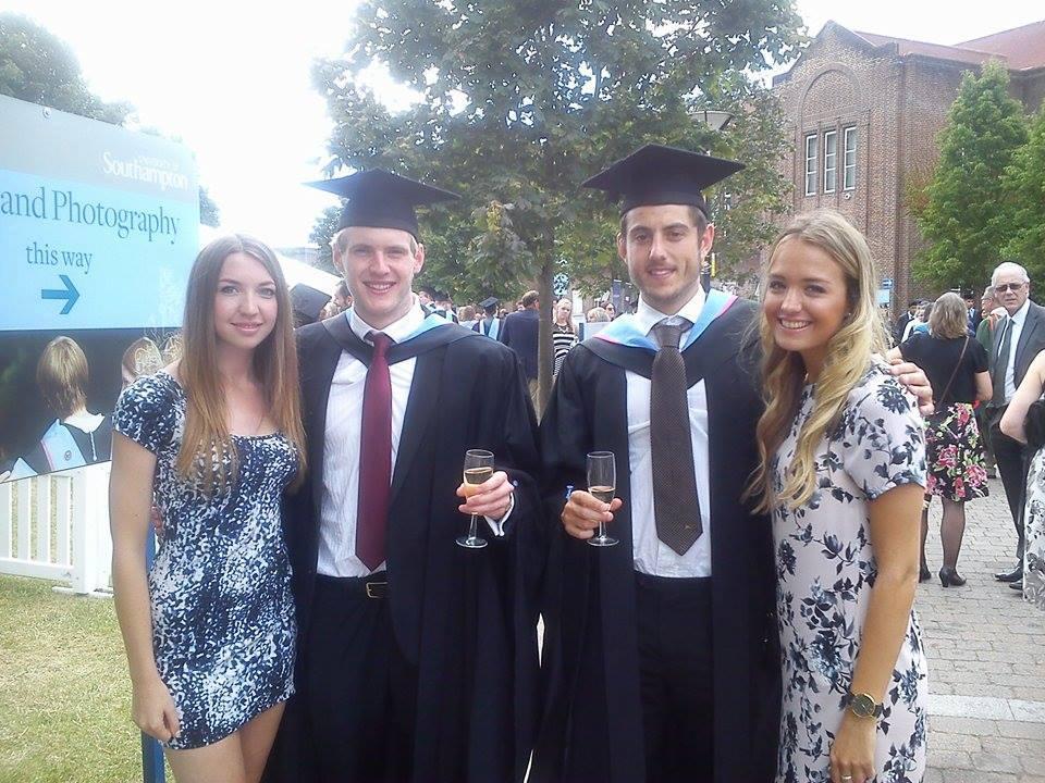 Graduation Ceremony Archives University Of Southampton