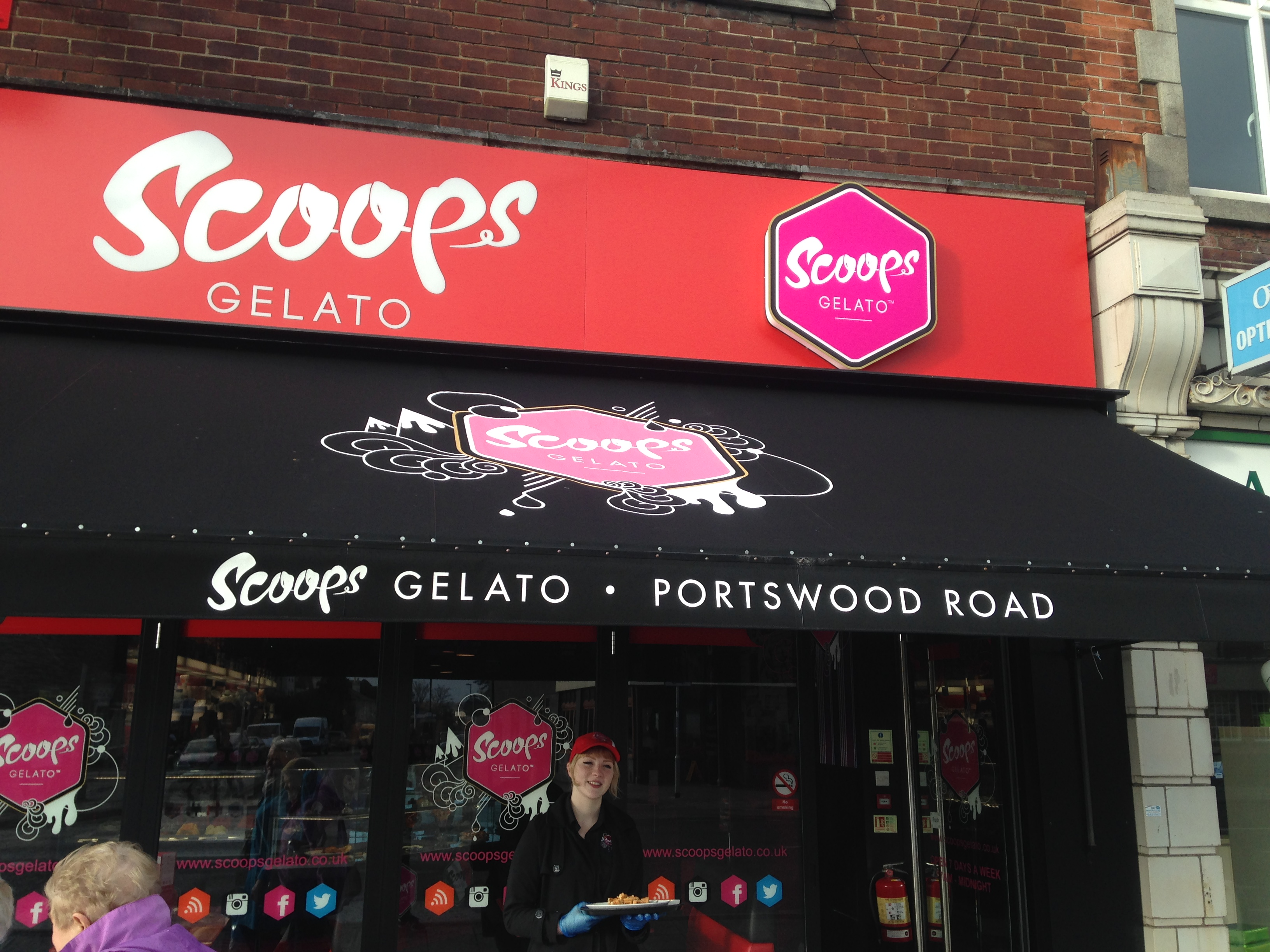 Scoops Gelato Here To Stay