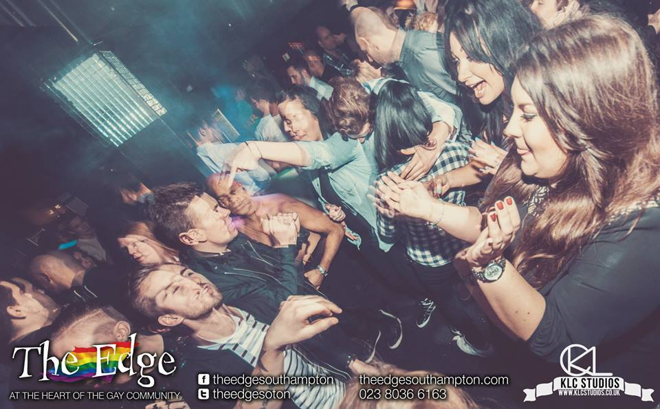 Everyone loves a dance at The Edge