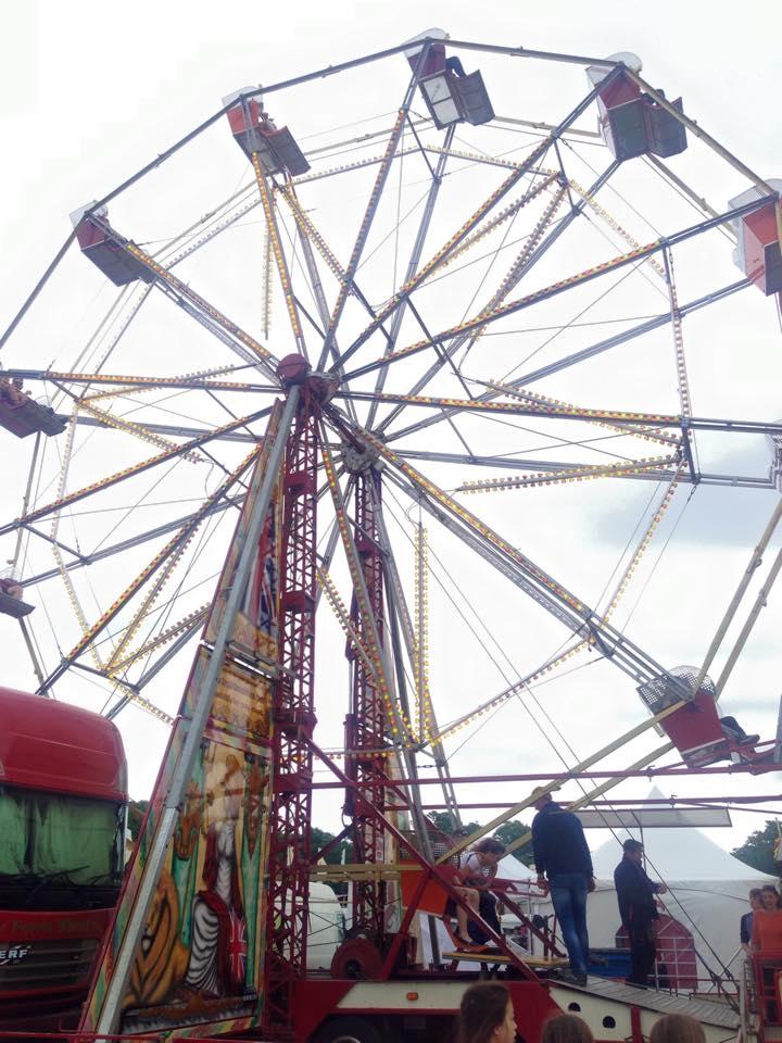Ferris wheel Common People