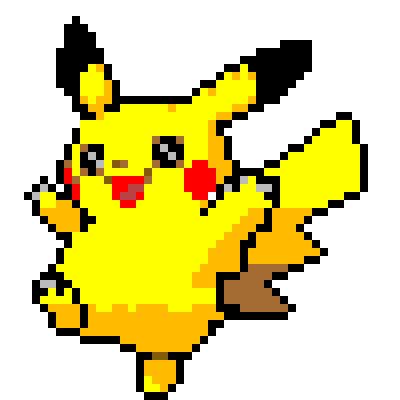 Pikachu, Ash Ketchum's sidekick and often the face of the Pokémon franchise