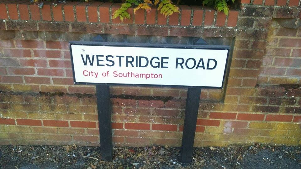 Westridge Road was recently named in the Top 50 streets for crime in England