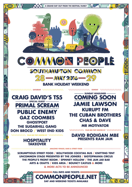 Common People 2016