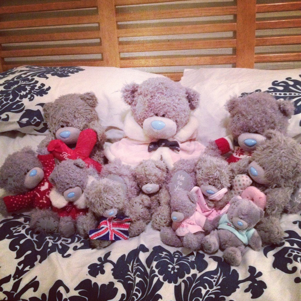 Is having too many teddies even possible?