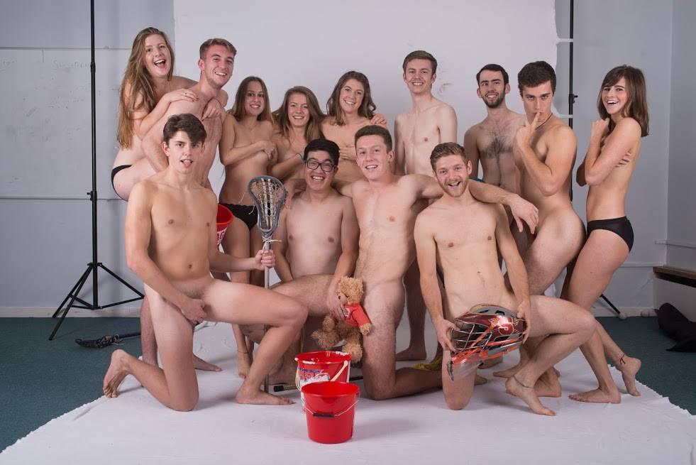 lacrosse nude