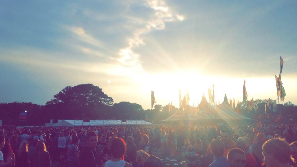 Goodbye summer festival vibes