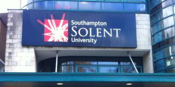Poor Solent: It seems that they simply cannot compete, placing 56 places below University of Southampton