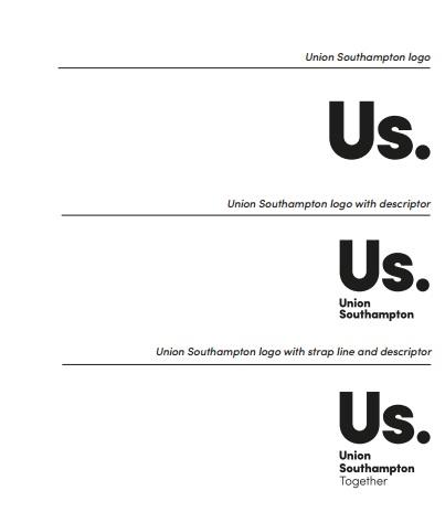 three us logos