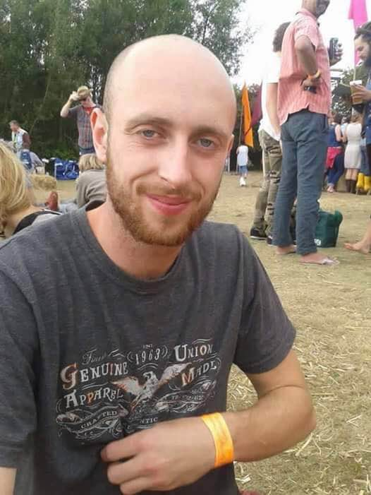 Missing: Liam Day went missing yesterday following a solo climbing trip