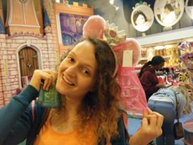 Hanging out in the Disney store when cause you had no cash was a lot cooler when you were in school