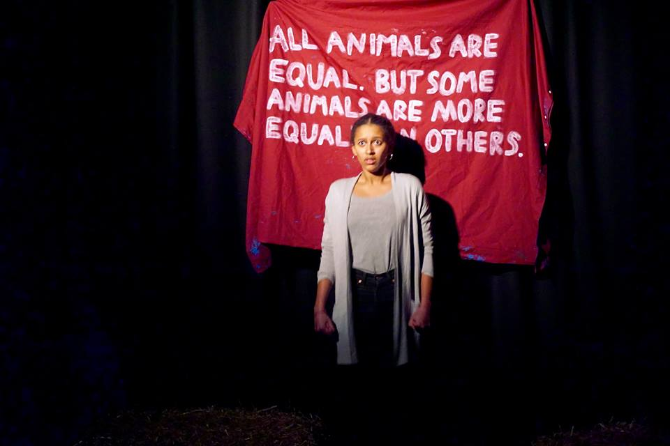 Kamara Atkinson as Clover.