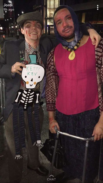 elderly halloween costume source vote now for your favourite soton halloween costume