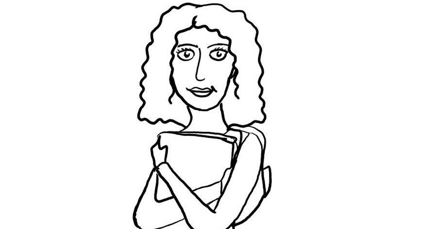 Image may contain: Sketch, Drawing, Art
