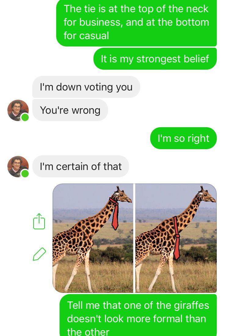 Image may contain: Wildlife, Mammal, Giraffe, Animal