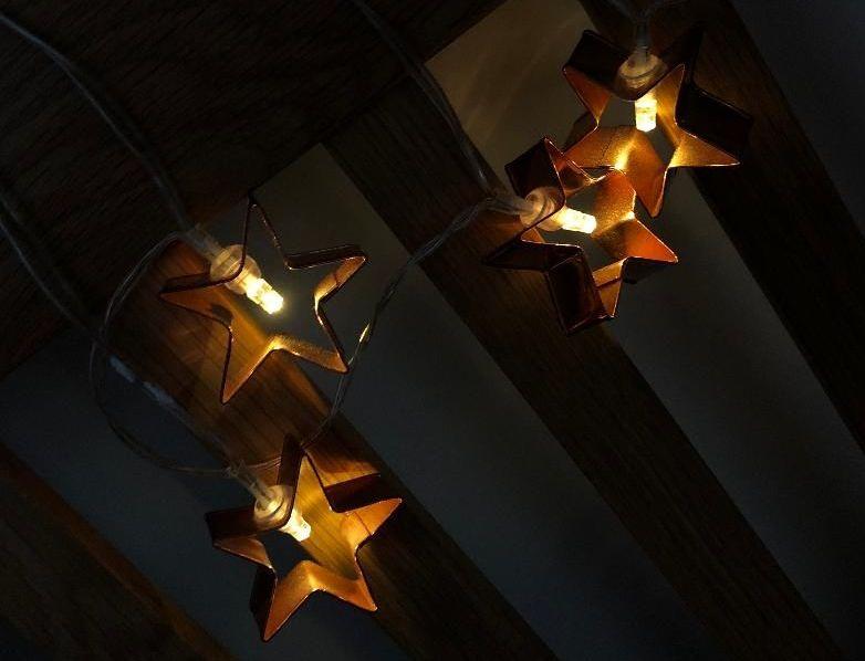 Image may contain: Lamp, Symbol, Star Symbol, Lighting