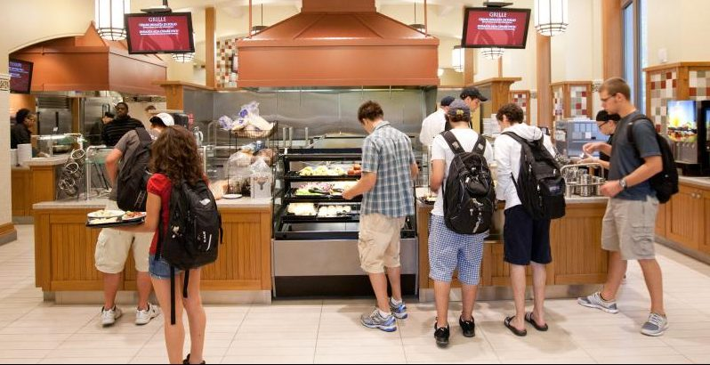 Everything You Could Ever Possibly Want To Know About Michigan S Dining Halls