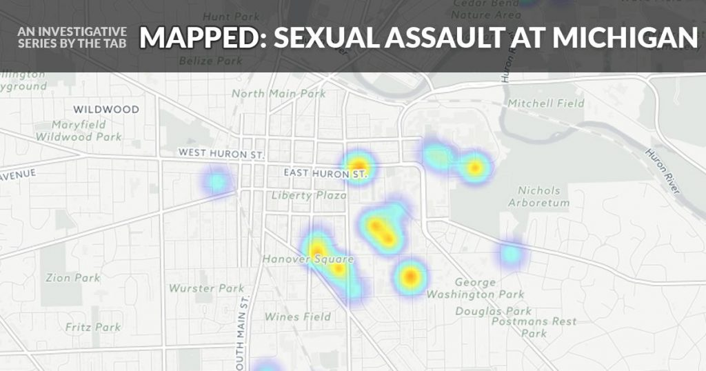 michigan sexual assault
