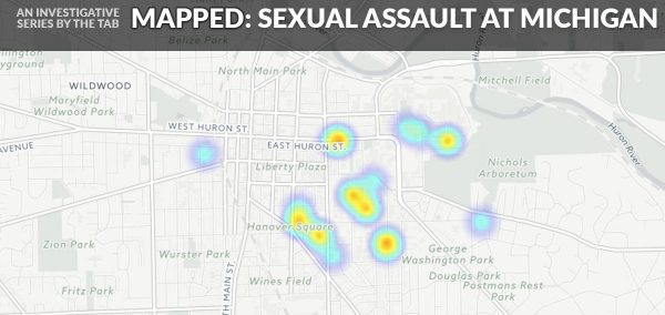 Almost Half Of Sexual Assaults Reported At Umich Occur In Freshman Dorms