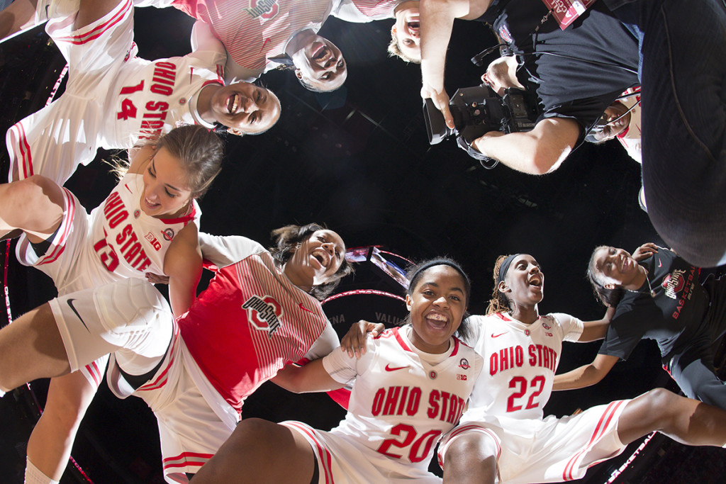 Ohio State plays West Virginia at the Schottenstein Center on Monday, December 22, 2014 in Columbus, Ohio. Ohio State defeated West Virginia 96-54.