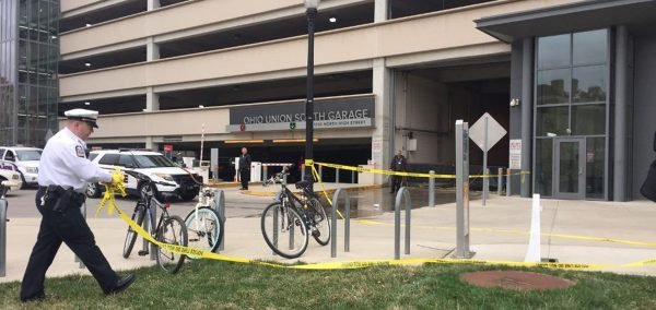 breaking osu student dies after falling from ohio union south garage - Union Garage