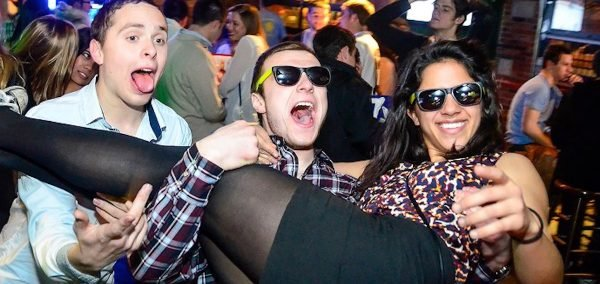 Ranked: These are the majors that party hardest