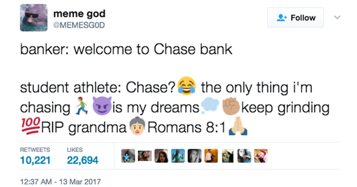 People Are Ripping Student Athletes On Twitter And It Is
