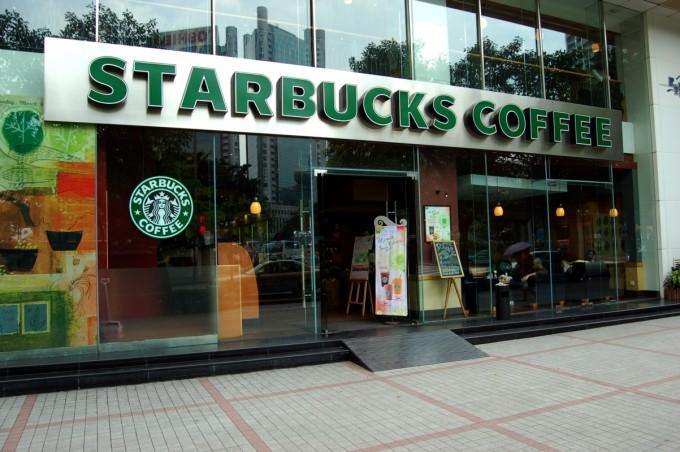 A much less secretive Starbucks