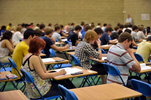 Psychologists will know better than anyone about exam stress