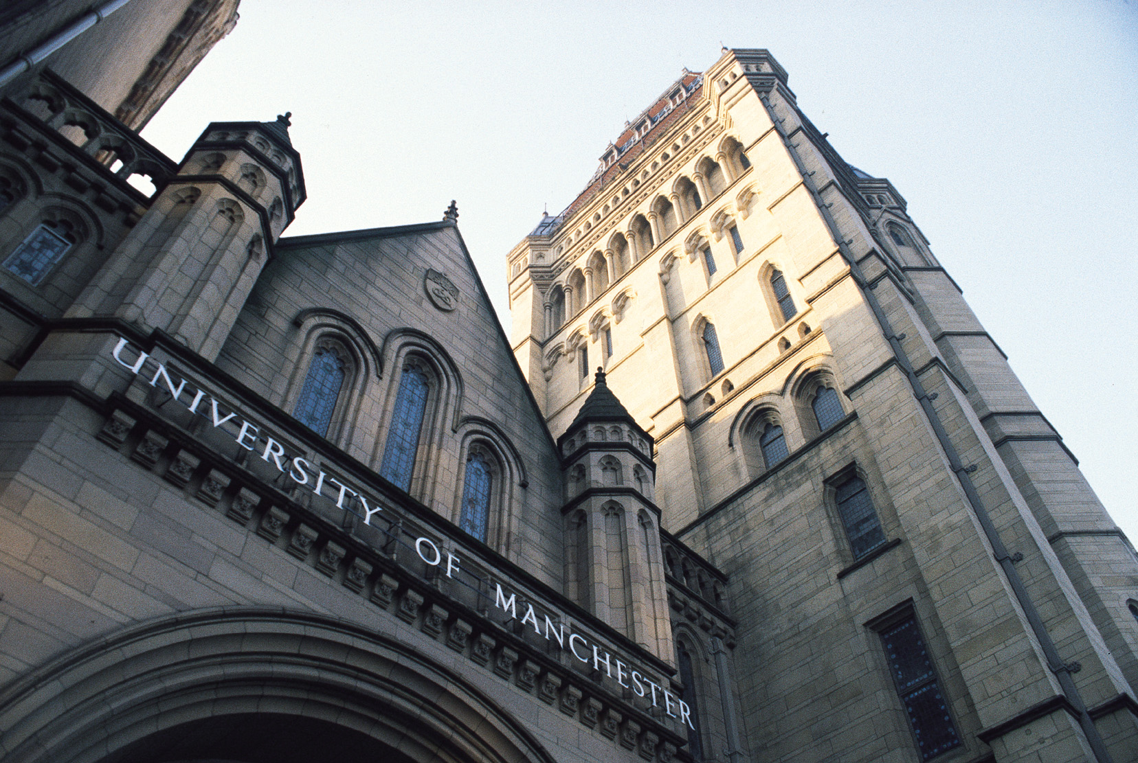 an application at the university of manchester