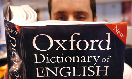A slightly less controversial dictionary