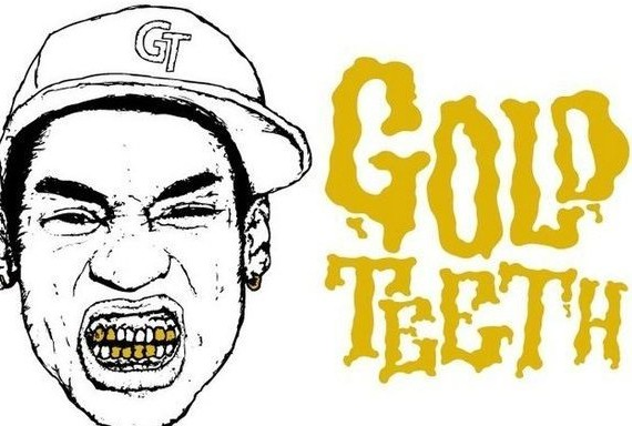 Gold Teeth Logo
