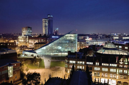 Manchester-at-night