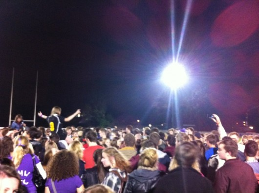 Varsity crowd light