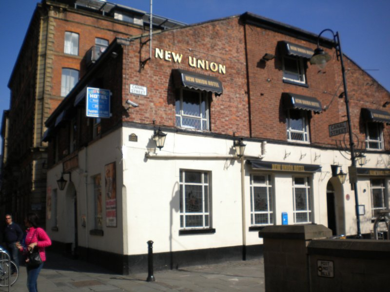 new union pub