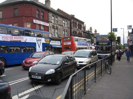 Withington high street