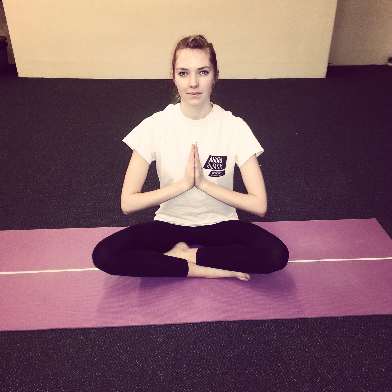Namaste ;)
