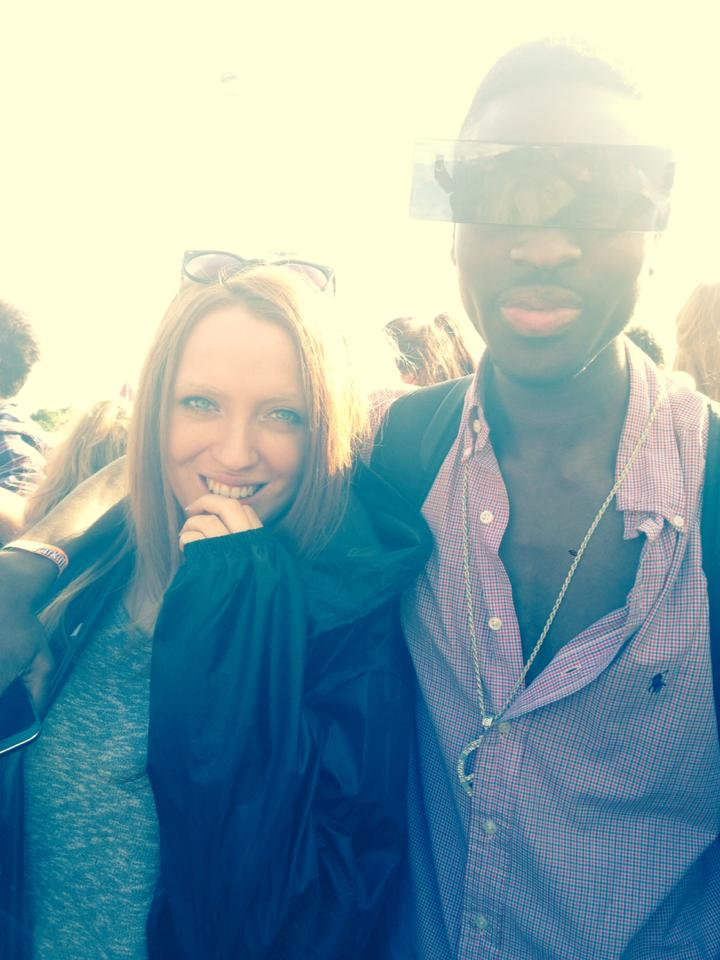 Yusuf, 3rd year Economics and Politics student and Katie, 3rd year English Literature and American Studies student