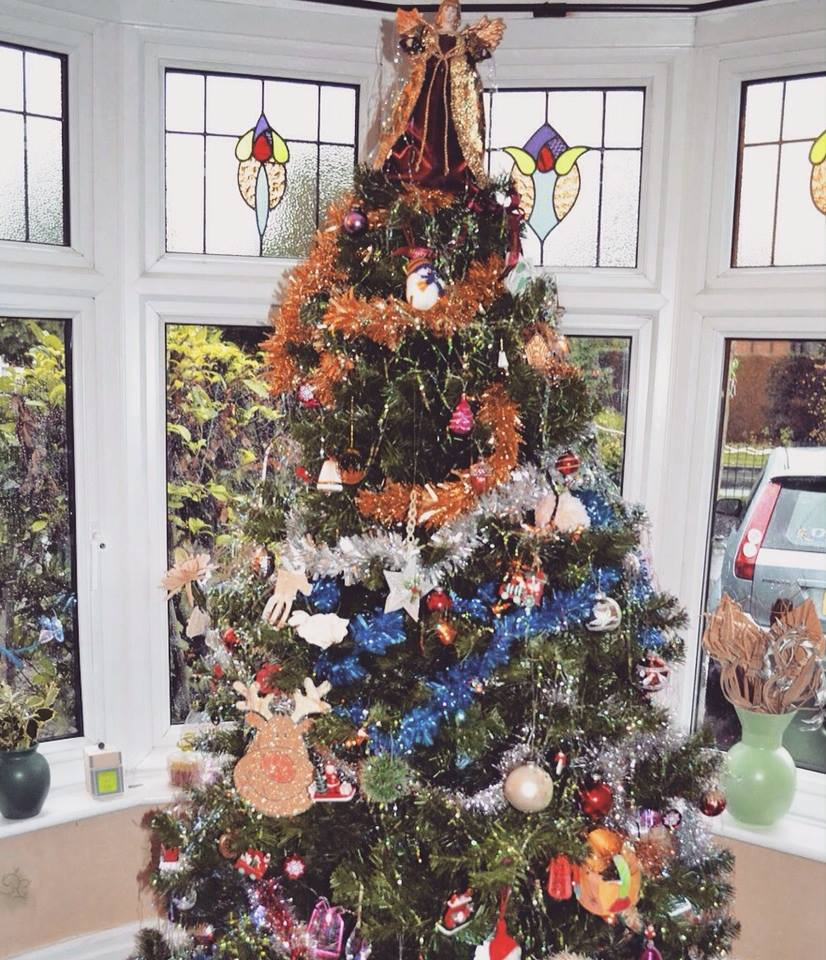 How much did this Christmas Tree cost?