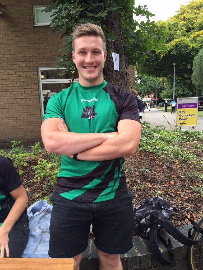 Will, third year, Ancient History and Archaeology