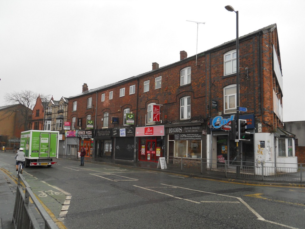 The attack took place in Fallowfield