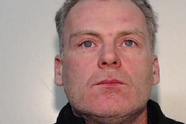 Liam Harkin from West Didsbury has been jailed for nine years